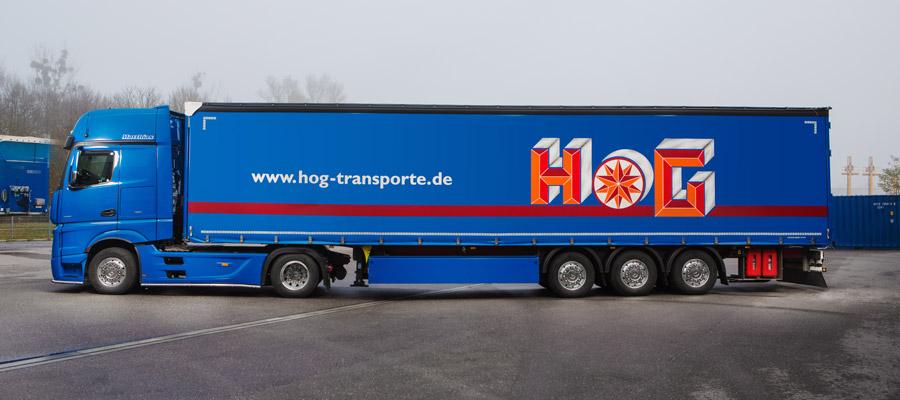 LKW / Transporter